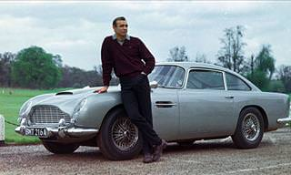 Top 15 James Bond Vehicles