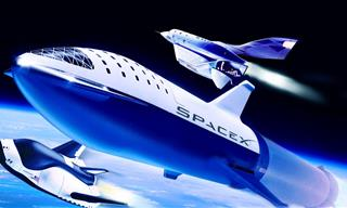 Space Tourism Will Became a Reality with These Spacecraft