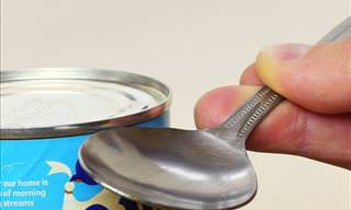 Learn How to Open a Can Without a Can Opener