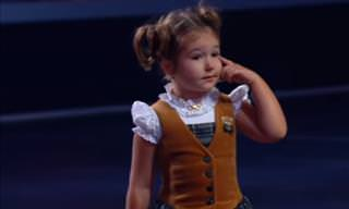 Amazing! This Little Girl Can Speak 7 Languages!