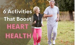 Not Just Cardio: 6 Activities That Boost Heart Health
