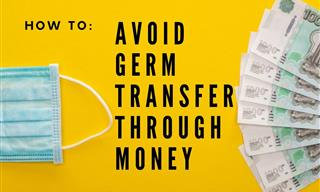 Bills & Coins Can Be Germ-Ridden - Here's How to Stay Safe