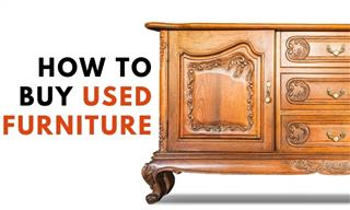 5 Crucial Things to Consider When Buying Used Furniture