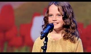 Holland's 9 Year-Old Opera Superstar - Amazing!