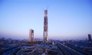 The Story Behind The World's Tallest Ghost Skyscraper