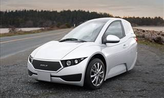 Unveiling Solo: The 3-Wheeled Electric Car