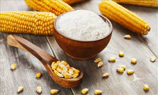 16 Different Household Uses For Humble Cornstarch