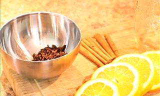 Remove Home Odors the Natural Way with This DIY Deodorizer