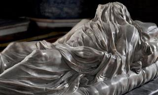 Stunning Marble Sculptures in Naples