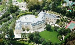 The 12 Most Extravagant, Expensive Homes in the Entire World