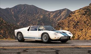 The Only Extant Ford GT40 Roadster Is For Sale