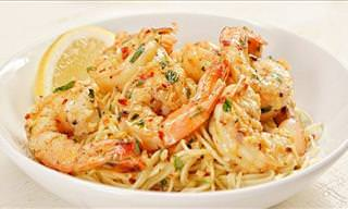 How to Make a Scrumptious Shrimp Scampi