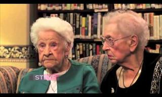 100-Year Old Best Friends Will Crack You Up in this Interview
