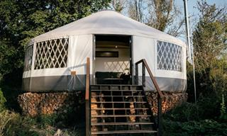 4 Beautiful Tiny Homes - When Downsizing Is an Upgrade