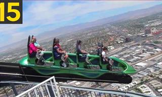 15 Most Unique and Unusual Theme Park Rides