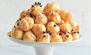 Step-by-Step Chouquettes Recipe