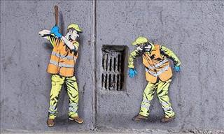 20 Hilarious Scenes of Little City Workers