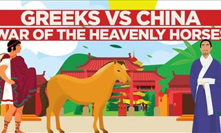 Battles of History: Greek vs. Chinese War