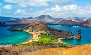 Take a Tour of the Galapagos Islands