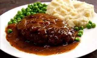 How to Make a Sublime Homemade Salisbury Steak