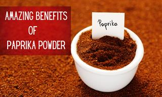 A Tablespoon of This Red Powder Contains So Much Goodness