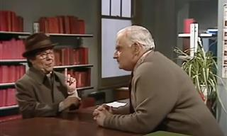 This Classic British Sketch Will Leave in You Splits…