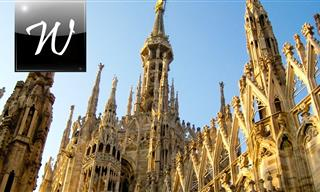 The Breathtaking Beauty of the MILAN Cathedral