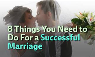 Important Lessons for Marriage