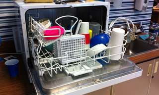 Other Items the Dishwasher Can Clean