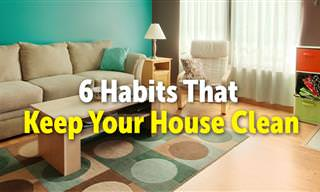 Tips to -Keep Your House Clean With Ease