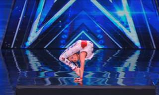 Amazing Contortionists on America's Got Talent