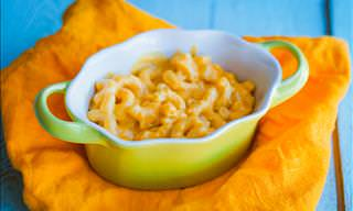 Delicious Slow Cooked Macaroni and Cheese