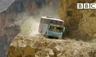 The Most Dangerous Bus Route In the World