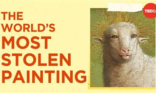 The History of the World's Most Stolen Painting