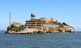 The Great Escape from Alcatraz Prison