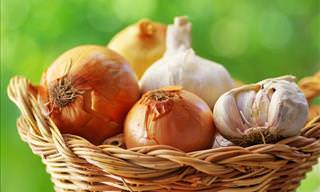 Onions and Garlic: 2 Vegetables That Can Help Prevent Cancer