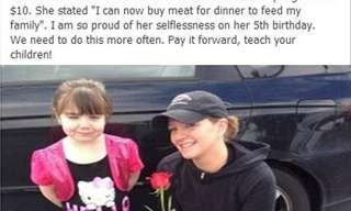 Faith in Humanity Restored Again - Wonderful!