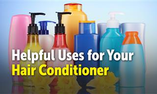 8 Unconventional Uses of Hair Conditioner