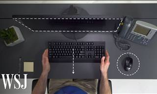 Relieve Joint and Back Pain with Desk Ergonomics Tips