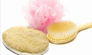 All You Need to Know About Using Loofahs