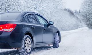 6 Things You Should Never Leave In a Freezing Cold Car