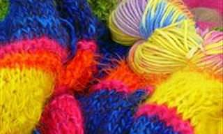 Surprising Health Benefits of Knitting
