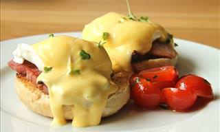 How to Make a Delicious Eggs Benedict