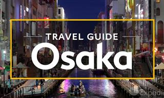 Osaka - the City Where Tradition Meets Modern Culture