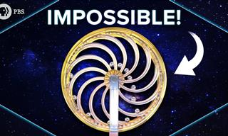 Why Building a Perpetual Motion Machine Is Impossible