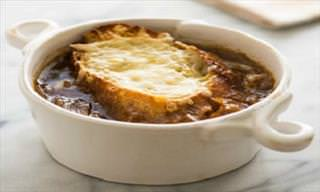 Nothing Beats a Delicious and Hearty French Onion Soup