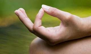 Mudras - Healing Through Your Fingers