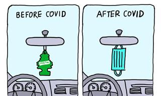 These Comics Highlight the Funny Side of Life During Covid-19
