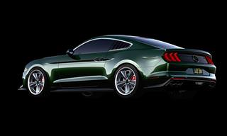 The Ford Mustang Bullitt Steve McQueen Edition
