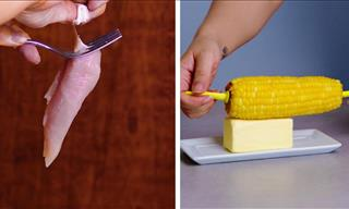 Get Your Meal Ready in No Time With These Cooking Hacks